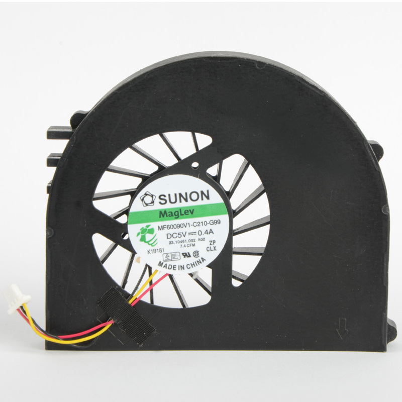 Laptops Replacements Component Cpu Cooling Fan Fit For DELL Inspiron 15R N5110 MF60090V1-C210-G99 Series Cooler Fans 4 wires laptops replacements cpu cooling fan computer components fans cooler fit for hp cq42 g4 g6 series laptops p20