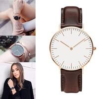 36 мм Мужские Женские часы лучший бренд класса люкс модные кварцевые часы из нержавеющей стали высокого качества подарочные часы самые попу...
