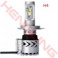 G8 Auto H8 LED H4 9007 H13 9004 Car Headlights 72W 6000 K 12000LM 12 V