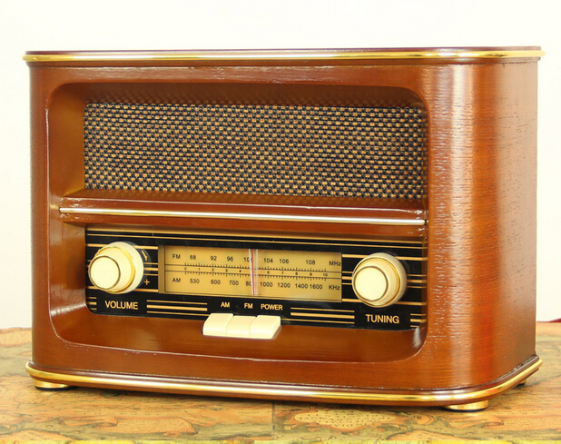 Alysea Vintage Antique Retro Am Fm Radio Dual Band Speaker Rhaliexpress: Vintage Wood Radio At Elf-jo.com