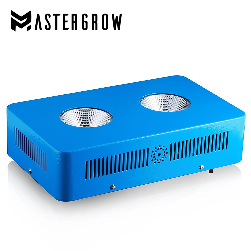 Dominator 600W COB LED Grow Light Full Spectrum 410-730nm For Indoor Plants And Flower Phrase, Very High Yield