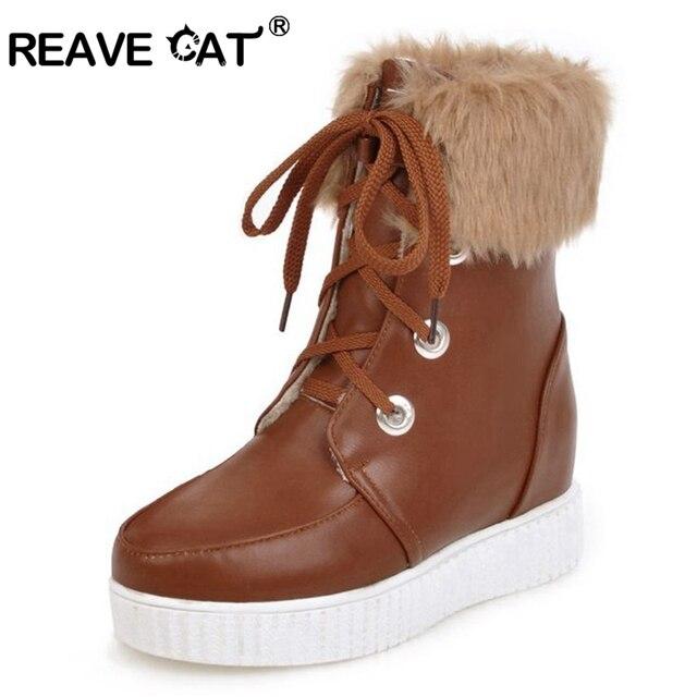 Neige Chaussures Bottes De Chat Reave Femme D'hiver Femmes tq0gO5w