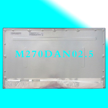 "Hot new original 27 ""2K 2560*1440 narrow frame LCD m270dan02.5 with driver board"