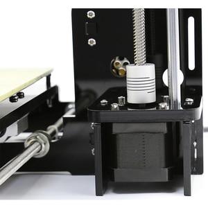 Image 4 - 뜨거운 판매 anet a8 3d 프린터 인쇄 크기 220*220*240mm 오프라인 인쇄 cura diy 키트 8 기가 바이트 마이크로 sd 카드 판독기 usb