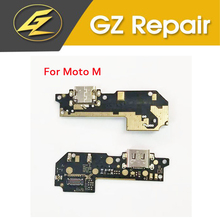 For Motorola Moto M XT1662 XT1663 Charging Port Flex Cable Charger USB Charging Dock Port P