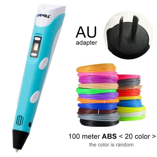 Blue AU-100m ABS