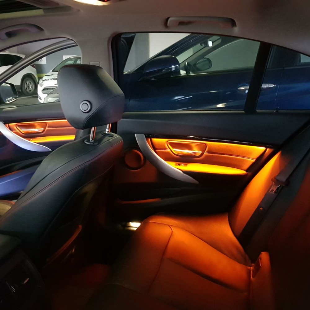 Bentail For Bmw F30 F31 Led Ambient Lights Interior Door Panel