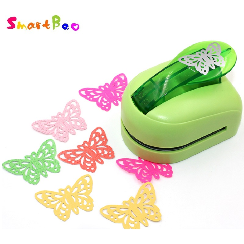 Super Large Butterfly Scrapbooking Punch Art Cute Paper Craft Punch Scrapbook Herramientas ; Craft Width about: 3.5cm/1.38 ncraft clear stamps n2184 scrapbook paper craft clear stamp scrapbooking page 1
