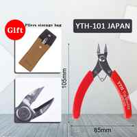YTH Pliers Cutting Electrical Wire Cable Cutters Side Snips Flush Mini Diagonal Pliers Multi wire cutter hand Tools wire cutter