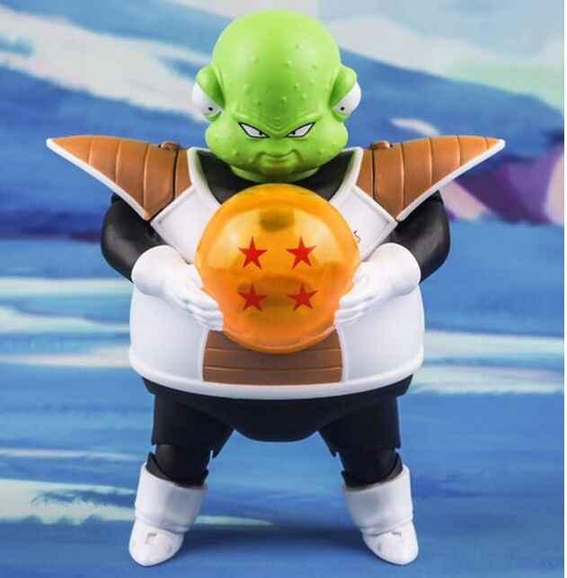 Demoniaca Cocok Guldo Action Figure Model Boneka Dragon Ball Z Freeza Tentara Pasukan Khusus Ginyu Dbz 1/12 Gambar