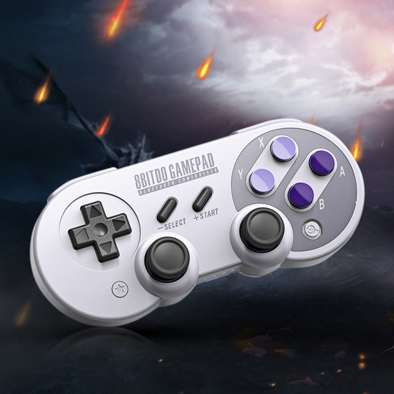 SN30/SF30 Pro Wireless Bluetooth Game Controller Joystick Gamepad for Windows/Android/Mac OS/Steam/Nintendo/Switch Free Ship