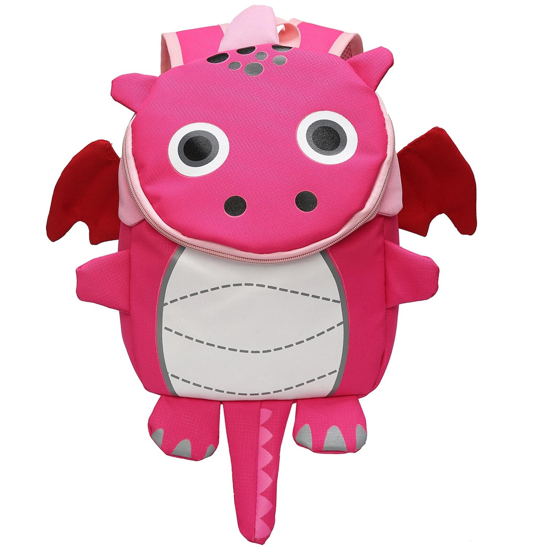 Nibesser Dinosaurus Baby Tas Voor Jongens Meisjes Waterdichte Kinderen Rugzakken Kids Kleine Tas Meisje Leuke Dier Reistassen Speelgoed Gift