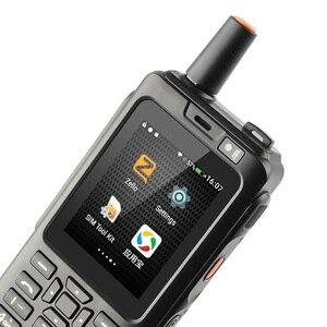 Image 2 - F22 ulepszona publicznych domofon komórkowy Dual 4G Beidou GPS Android inteligentny PPT domofon