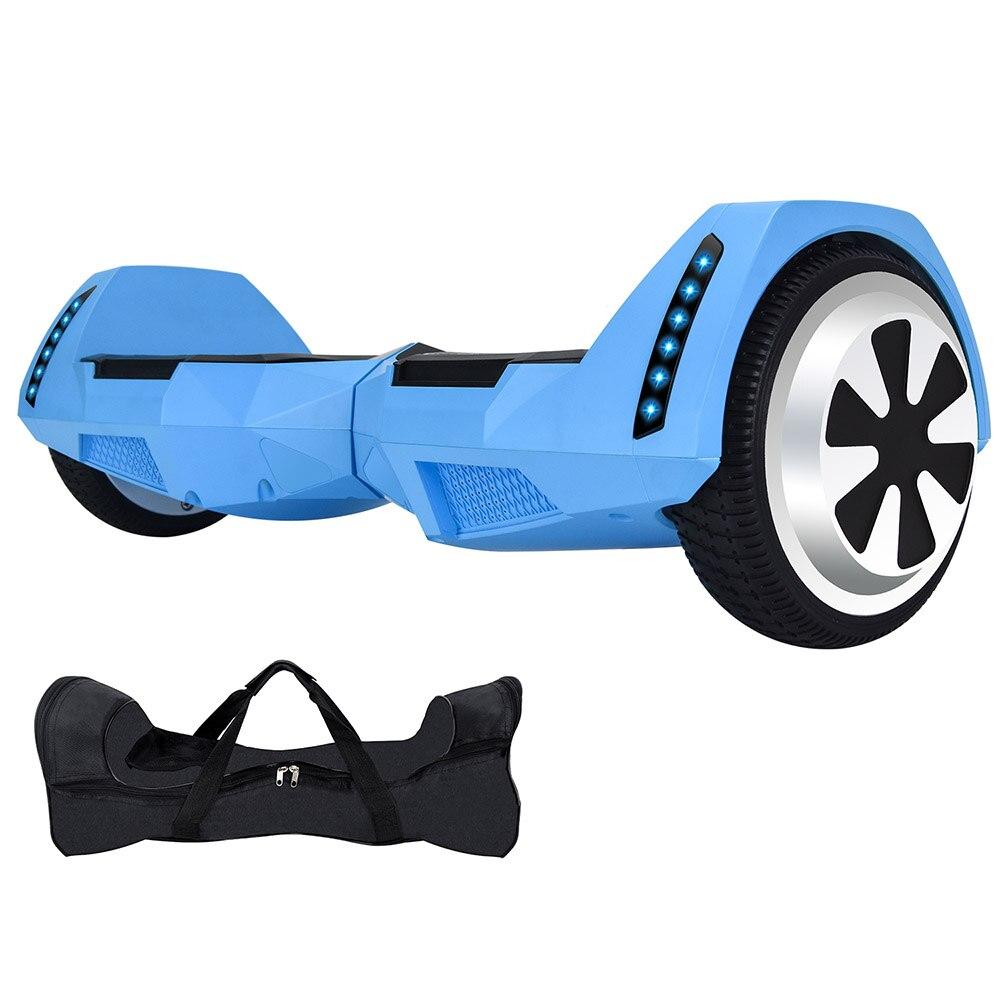 Самобалансирующийся скутер 4.0Ah батарея Максимальная нагрузка 100 кг двойная сбалансированная защитная пластина самобалансирующиеся скутер...