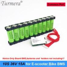 цена на 10s 36v Lithium Battery Power Protection Board 10S 36V 42V 15A Li-ion Battery BMS PCB for E-Scooter Electric bike battery 36v ma