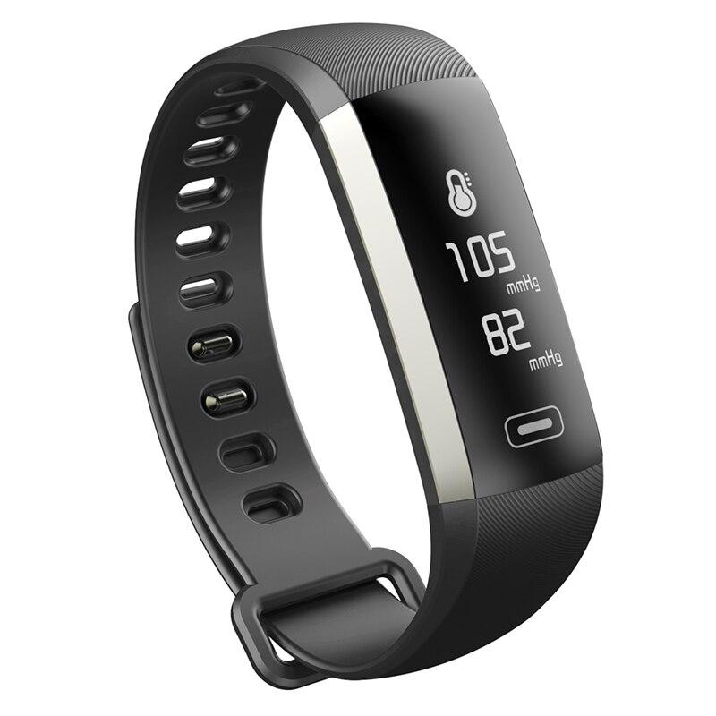 M2 Pro R5MAX Smart Fitness Bracelet Watch 50word Information display blood pressure heart rate monitor Blood oxygen PK Mi Band 3 (4)