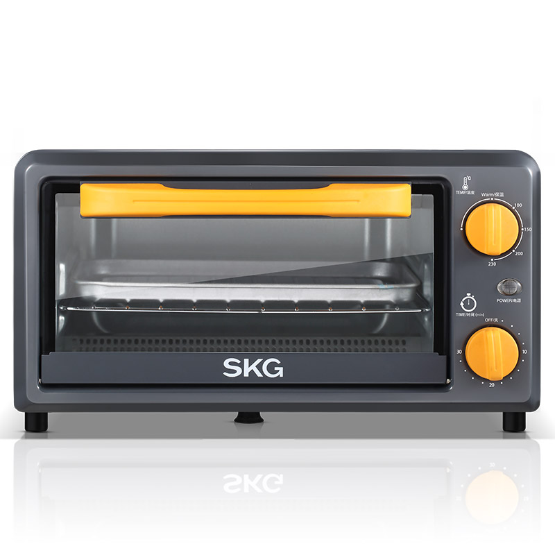 China Electric Oven Toaster Oven: SKG 1711 1000W Convection Toaster Oven Broiler Household