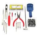 Brand New Durable 124 Pcs Assista Repair Tool Kits Titular Strap Ligação Pin Primavera Bar Removedor Empurrador Relógios Acessórios