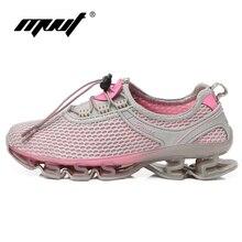 超クールな通気性女性のためのスニーカークッションアウトドアスポーツ靴夏水シューズアクア靴