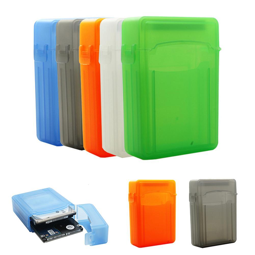 Anti-Static 2.5inch SATA IDE HDD Hard Drive Disk Protective Case Storage Box