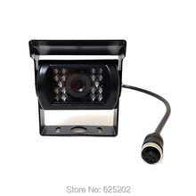 AHD 720P Vehicle Camera for Car Taxi Truck Surveillance with Aviation Head Connector IP66