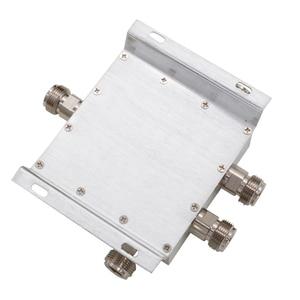 Image 2 - جهاز تقسيم محوري يعمل بالترددات اللاسلكية من 1 إلى 2/3/4/8 طرق فاصل طاقة 380 2500 ميجاهرتز مقوي إشارة مقسم 50 أوم N كابل توصيل جهاز تقسيم نسائي