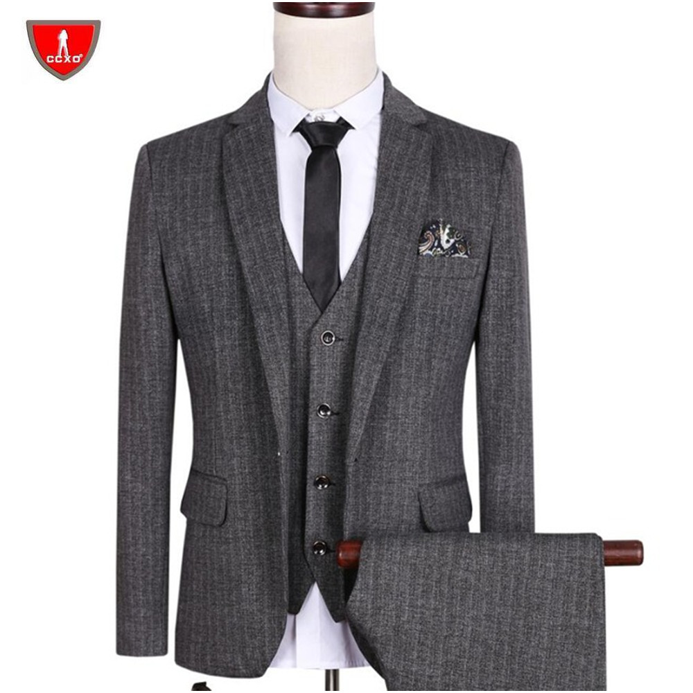 Compare Prices on Suits Gray- Online Shopping/Buy Low Price Suits ...