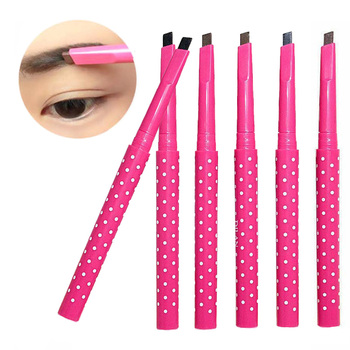 2019 Hot 1PC Women Lady Pro Waterproof Eyebrow Pencil Pen Eye Brow Eyeshadow Liner Powder Makeup Tools для бровей