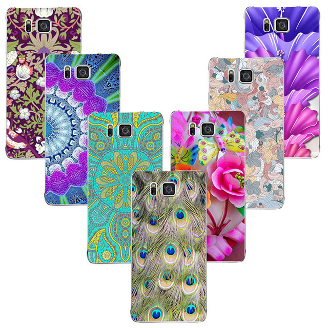 For Samsung Galaxy Note 5 SM-N920F N920 Luxury Printing Case Hard Plastic Back Cover Patten Skin Shell Fashion Colored Coque