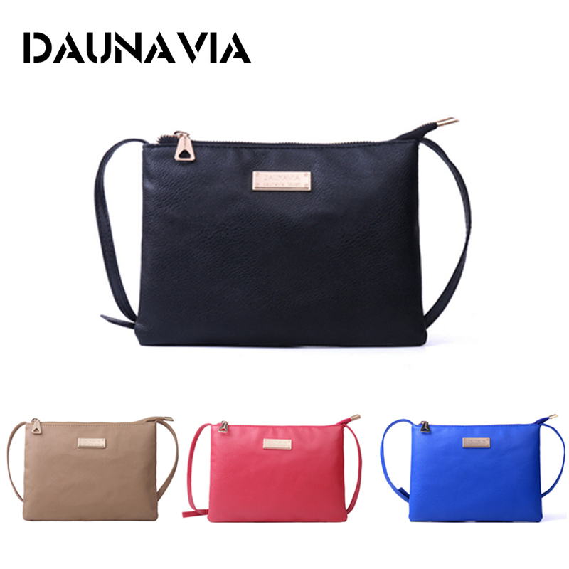 New 2017 Women's Handbag Brand Cross Body Crossbody Bags Women Leather Handbags Shoulder Small Bag Women Messenger Bags