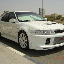 Buy evo 6 front lip and get free shipping on AliExpress com