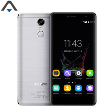 Original Bluboo Maya Max Fingerprint ID Smartphone RAM 3GB ROM 32GB Octa Core 4200mAh Android 6.0 HD cell phone long standby(China)