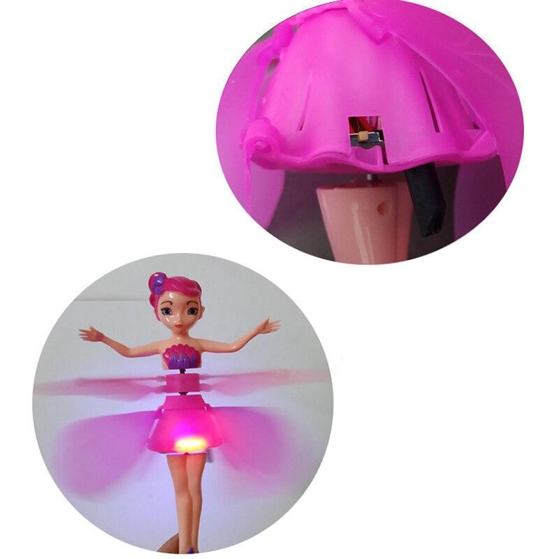 Boneca Princesa Frozen Fada Voadora