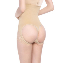 New Women Seamless High Waist Butt Lifter Body Sculpting Tummy Control Pant PP Hip Waist Abdomen Underwear