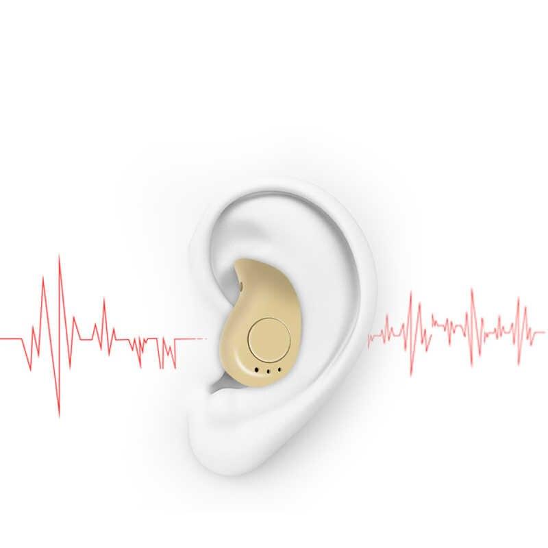 Słuchawka Bluetooth słuchawki Mini bezprzewodowy w uchu bezprzewodowy głośnomówiący słuchawki sportowe słuchawki douszne stereo zestaw słuchawkowy słuchawki douszne telefon