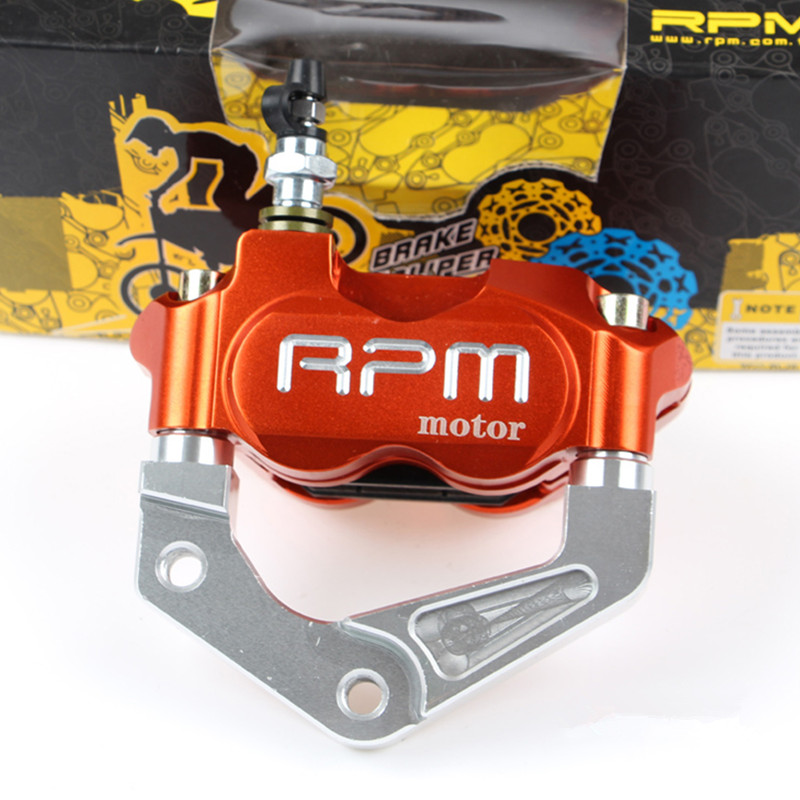 For Yamaha Aerox Nitro JOG 50 rr BWS 100 RPM Brand CNC Motorcycle Brake Calipers+200mm/220mm Disc Brake Pump Adapter Bracket Kit keoghs motorcycle brake disc brake rotor floating 260mm 82mm diameter cnc for yamaha scooter bws cygnus front disc replace
