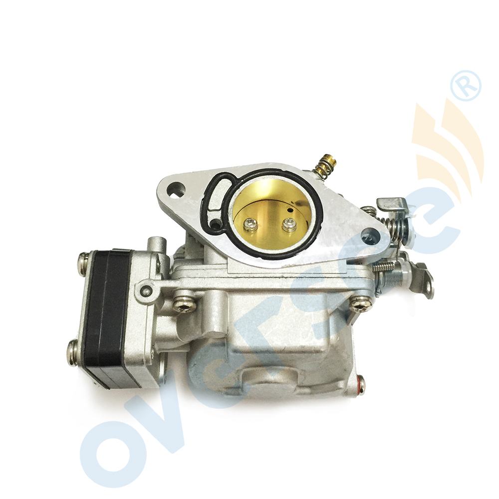 все цены на  3G2-03100-2 Carburetor For Tohatsu 9.9HP 15HP 18HP M Outboard Engine Boat Motor aftermarket  parts 3G2-03100-3 or 3G2-03100-4  онлайн