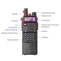 הקשר uv 5r uv שני הדרך רדיו Ham UV5R CB רדיו UV 5R ציד רדיו Baofeng UV5R 3800 mAh 5W מכשיר הקשר UHF400-520MHz VHF136-174MHz Portable (2)