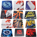 11 kinds steelseries mouse pad QcK 28X25X2MM Fnatic Navi Dota2 TYLOO SK Virtus pro NIP SK EVIL MLG Mouse pad QCK Gaming mat