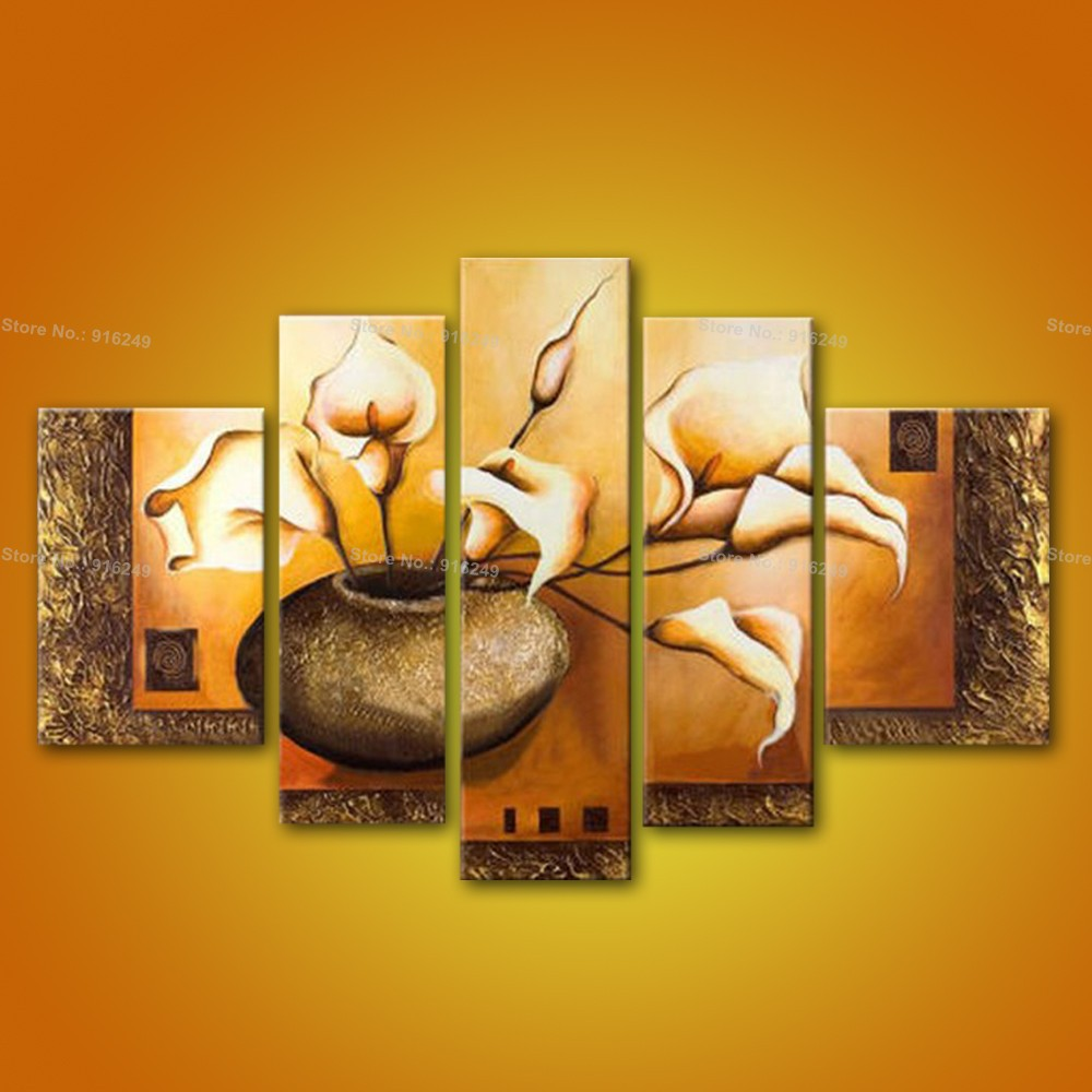 Outstanding Lily Wall Art Adornment - The Wall Art Decorations ...