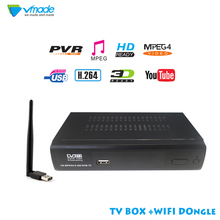 DVB T2 Satellite Receiver HD Digital TV Tuner Receptor MPEG4 DVB-T2 H.264 Terrestrial TV Receiver DVB-T Tuner Free Shipping M2