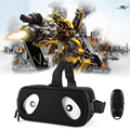 Virtual Reality Headset 3D Glasses + Bluetooth Controller for Smartphone AC610