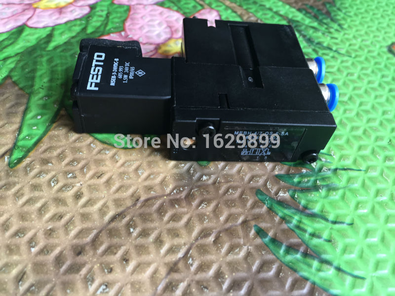 DHL FREE shipping 8 pieces high quality hengoucn valve M2.184.1121, MEBH-4/2-QS-6-SA