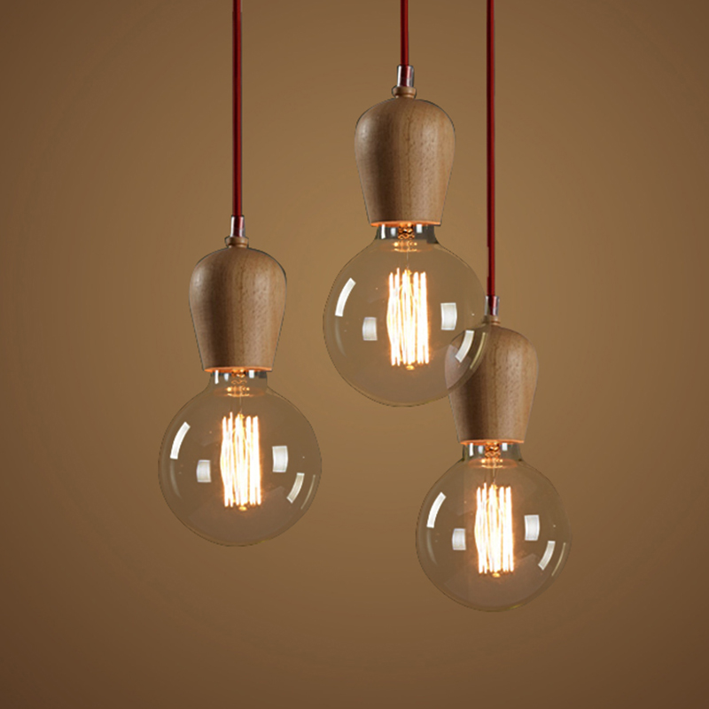 Aliexpress Com Buy Modern Vintage Pendant Lighting For