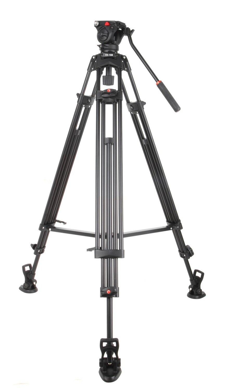 Viltrox VX-18M 1.8M Trípode de video de aluminio antideslizante, - Cámara y foto - foto 5
