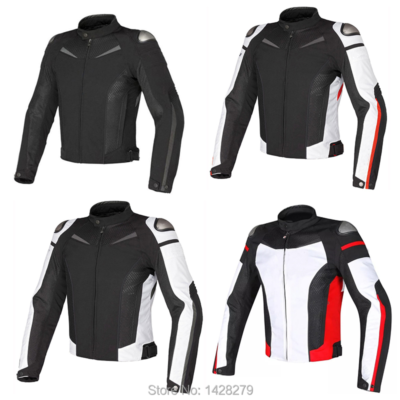 Mens Super Speed Tex Textile Racing Riding Jacket with windproof lining 5 protectors 5 Colors AvailableMens Super Speed Tex Textile Racing Riding Jacket with windproof lining 5 protectors 5 Colors Available