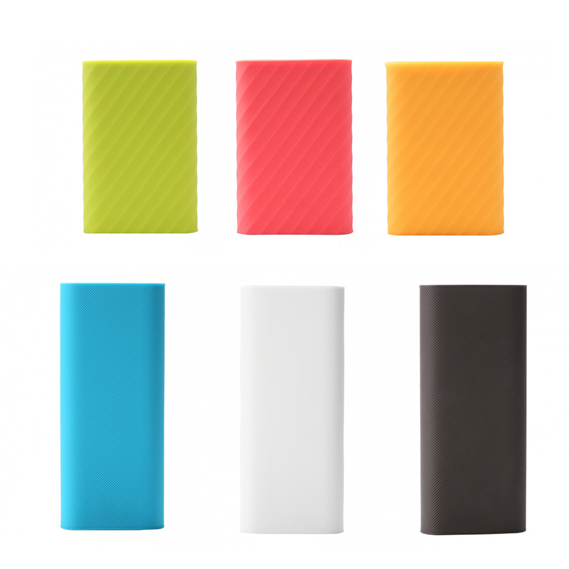 <font><b>Xiaomi</b></font> Powerbank Case <font><b>Mi</b></font> <font><b>Power</b></font> <font><b>Bank</b></font> 5000 10000 2S Pro <font><b>20000</b></font> <font><b>2C</b></font> plm 07zm 06zm 03zm 09zm wireless powerbank soft Silicone Cover image