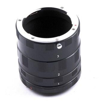 Anillo adaptador de tubo de extensión para lente Macro