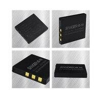 CGA-S004E lithium pin gói CGA S004E Máy Ảnh Kỹ Thuật Số Pin S004 Cho Panasonic DMW-BCB7/1B DMC-FX2-FX7 FX2 FX7