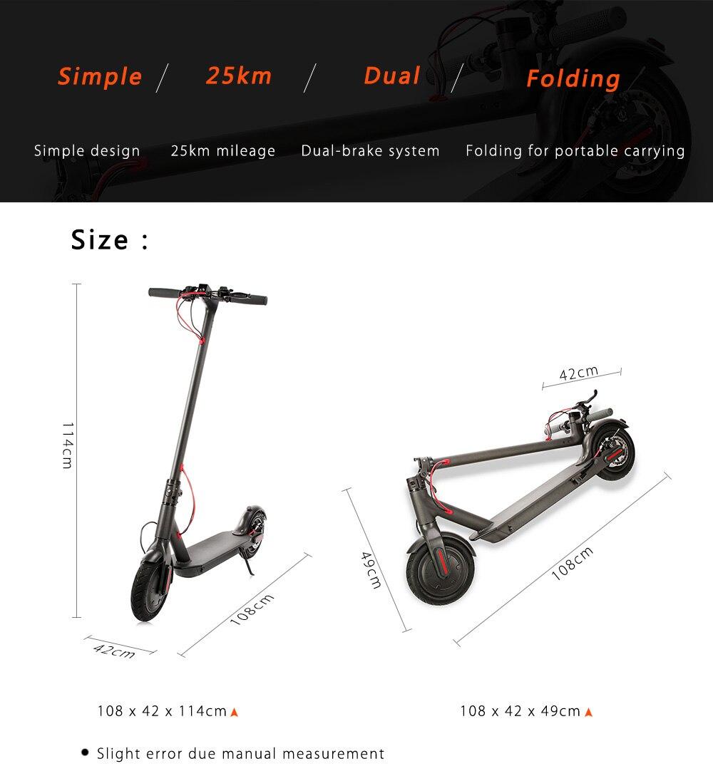 Rollschuhe, Skateboards Und Roller Die Meisten Kleinen Klapp Tragbare 2 Abschnitt Zip Tasche Mod Elektrische Kick Skateboard Roller 2 Rad Hoverboard